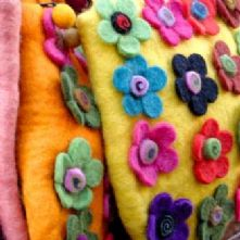 Felting  and  Craft Fibres